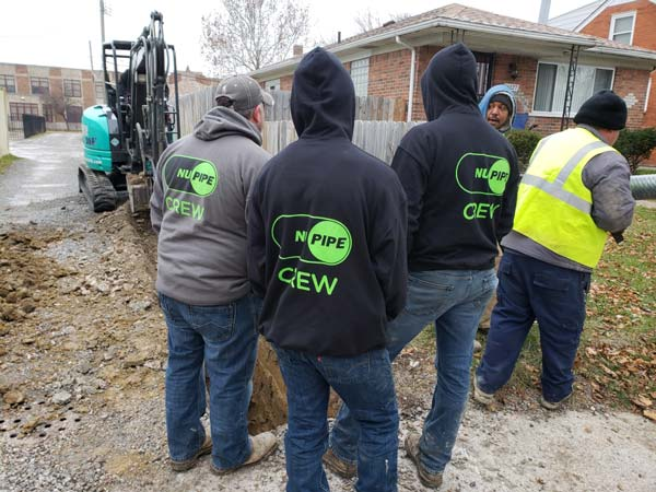 Photo of the Nu Pipe Sewer and Drain Plumbing Team