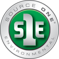 We use products from Source One Environmental